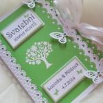 Svatební kniha- strom 1.