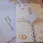 Blahopřání k svatbě 1 - BS01