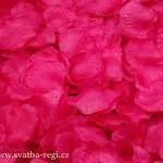 kvítka-tmavě růžová